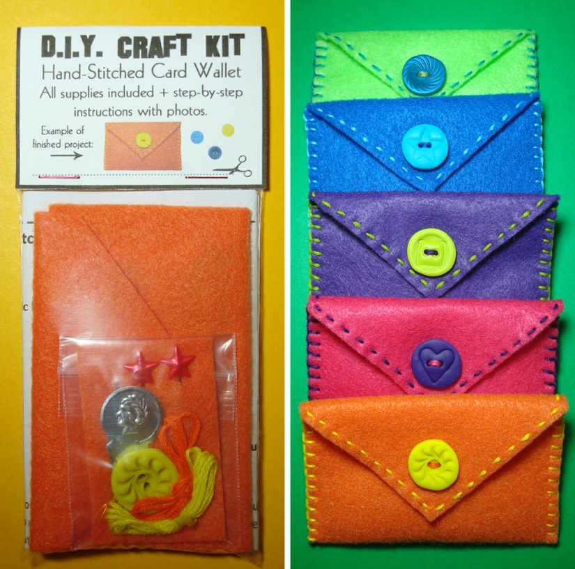 DIY Sewing Kits